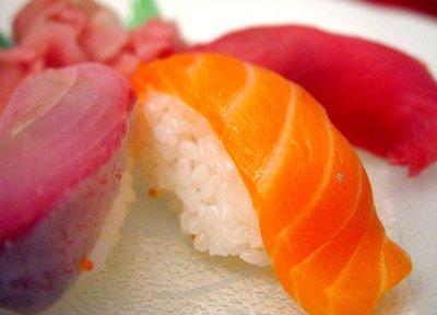 суши калорийность