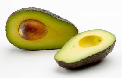 Ореховая калорийность авокадо